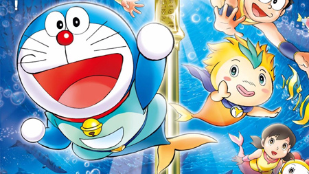 Bạn biết bao nhiêu về Doraemon