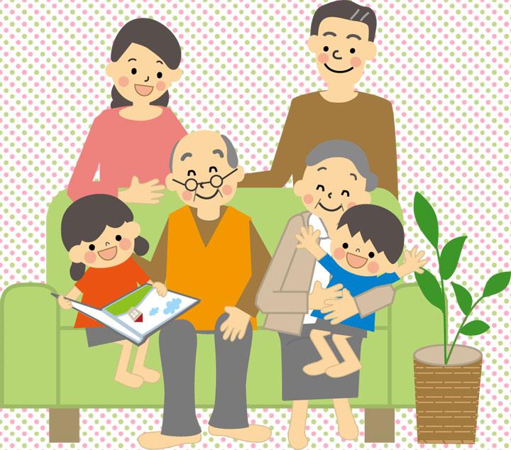 Văn mẫu lớp 2 kể về gia đình em