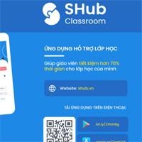 Hướng dẫn sử dụng SHub Classroom