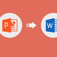 Cách chuyển nội dung Word sang PowerPoint