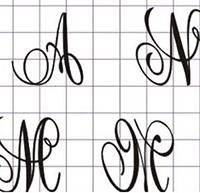 Font chữ tập viết đẹp dành cho bậc tiểu học