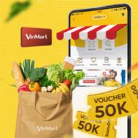 Hướng dẫn mua hàng online Vinmart trên app VinID