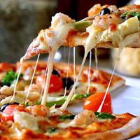 Cách làm pizza bằng nồi chiên không dầu