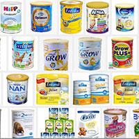 Top 10 loại sữa bột cho trẻ sơ sinh vừa mát vừa tăng cân nhanh