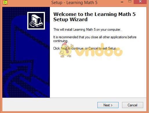 Phần mềm học toán lớp 5
