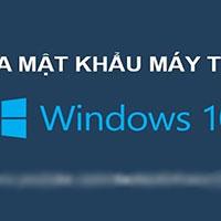 Cách tắt mật khẩu Windows 10 khi đăng nhập