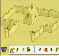 Phần mềm học xây lâu đài cát