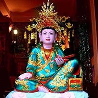 Văn khấn mẫu Đông Cuông