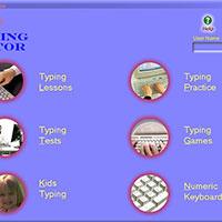 Phần mềm Kiran's Typing Tutor - Phần mềm luyện gõ 10 ngón