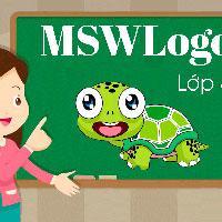 Phần mềm Microsoft Windows Logo - Phần mềm Logo rùa lớp 4,5