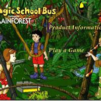 Phần mềm Scholastics's The Magic School Bus - Night Stratification Game