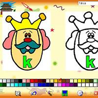 Phần mềm Tux Paint - Phần mềm tập vẽ, tập tô màu cho trẻ