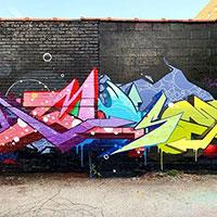 Bộ ảnh nền graffiti cho điện thoại