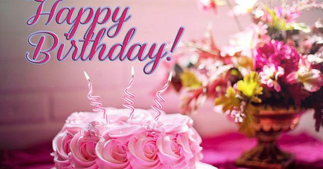 Những lời chúc mừng sinh nhật chị gái, em gái hay nhất - Tổng hợp những lời chúc mừng sinh nhật chị gái, em gái hay nhất - VnDoc.com