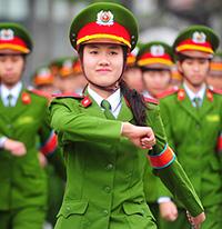Lời chúc ngày truyền thống Cảnh sát nhân dân