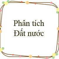 Phân tích bài thơ Đất nước của Nguyễn Khoa Điềm
