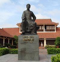 Bài dự thi tìm hiểu về đại thi hào dân tộc Nguyễn Du và tác phẩm truyện Kiều