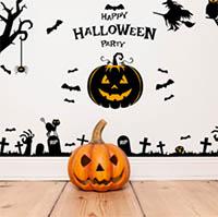 Trang trí lớp học ngày Halloween