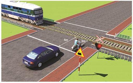 Đáp án chung tay vì an toàn giao thông