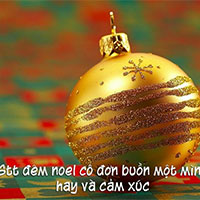 Stt Giáng sinh