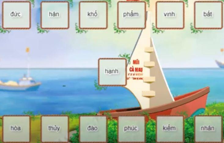 Trạng nguyên Tiếng Việt 4 vòng 16