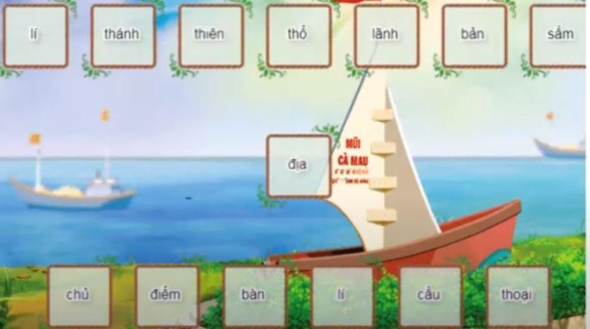 Đề thi Trạng nguyên Tiếng Việt lớp 5 vòng 16