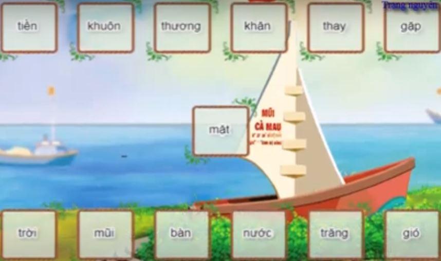 Đề thi Trạng nguyên Tiếng Việt lớp 3 vòng 17 có đáp án