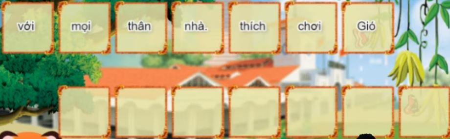 Trạng nguyên Tiếng Việt lớp 3