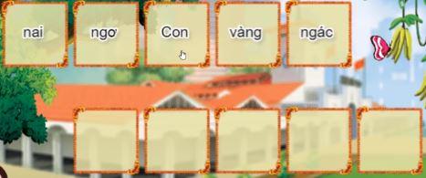 Trạng nguyên tiếng Việt lớp 1